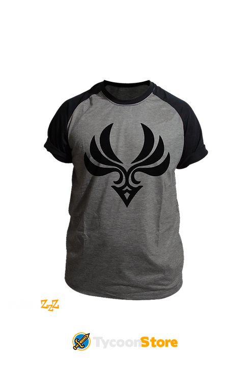 Camiseta Mescla - Anemo (Genshin Impact)
