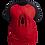 Thumbnail: Camiseta Vermelha - Cabeça de Teia