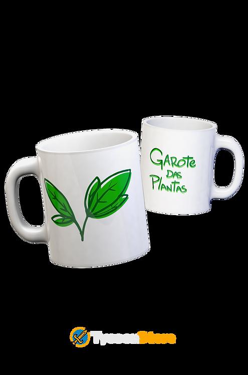 Caneca - Garota das Plantas