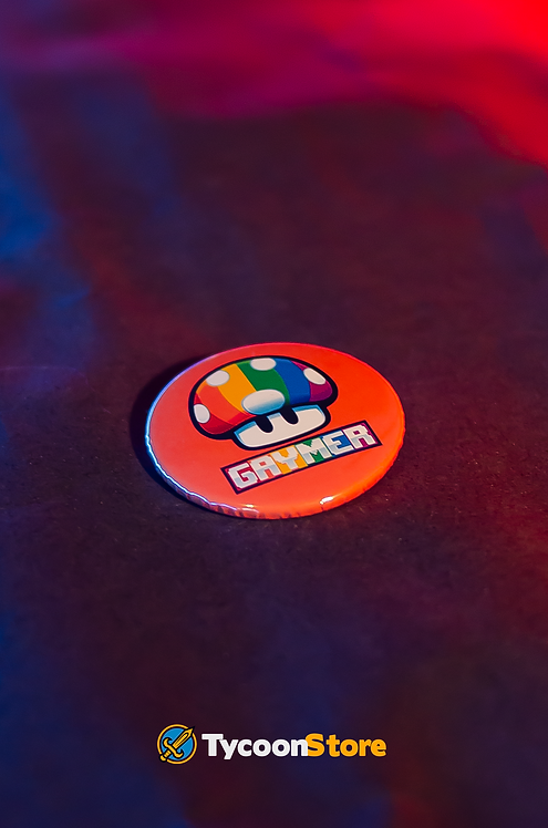Botton - Gaymer (Mario + LGBT)