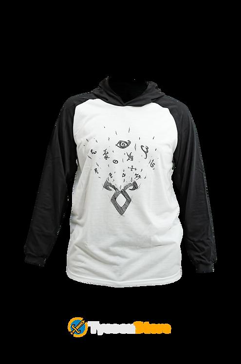 Camiseta Capuz - Shadowhunters
