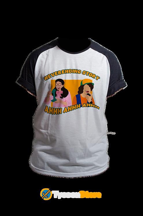 Camiseta - Neverending Story (Stranger Things)