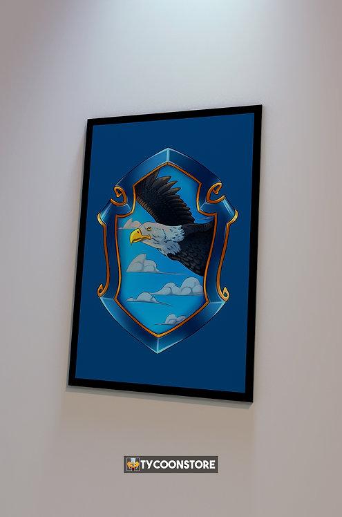 Placa Decorativa - Corvinal