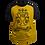 Thumbnail: Camiseta Amarela - Brasão Casa Lufa Lufa Hufflepuff V3
