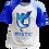 Thumbnail: Camiseta Manga Azul - Team Mystic