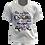 Thumbnail: Camiseta Branca - Tire sua raiva do caminho que eu quero passar com meu amor