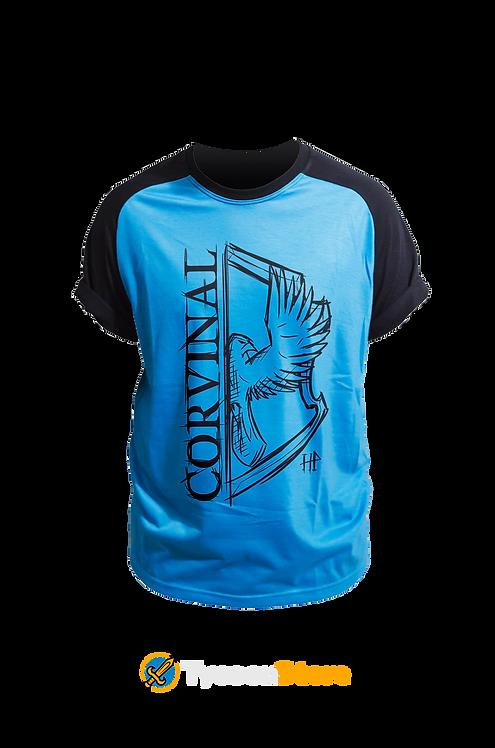 Camiseta Azul - Casa Corvinal Ravenclaw [V2]