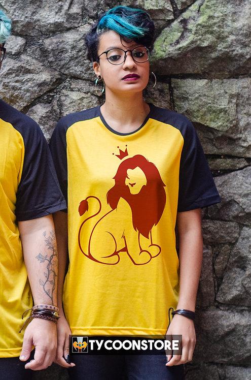 Camiseta Colorida - Rei Leão