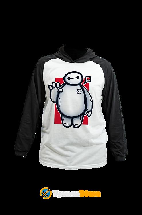 Camiseta Capuz - Agente Pessoal de Saúde