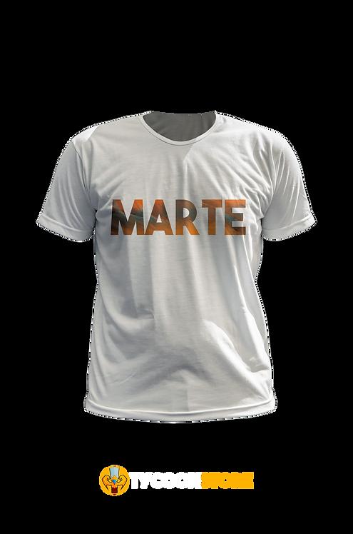 Camiseta - Marte (Planeta)