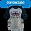 Thumbnail: Camiseta Mescla Personalizada - Acampamento Jupiter (Percy Jackson)