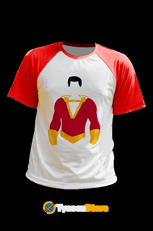 Camiseta - Shazam
