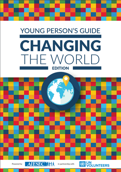 Young Person's Guide: Changing the World Edition (UNV)