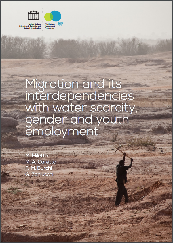 Миграция и ее взаимосвязь с нехваткой водных ресурсов, гендерными факторами и занятостью молодежи