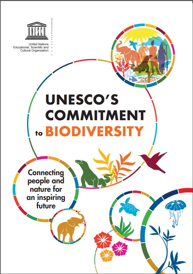 Приверженность ЮНЕСКО биоразнообразию