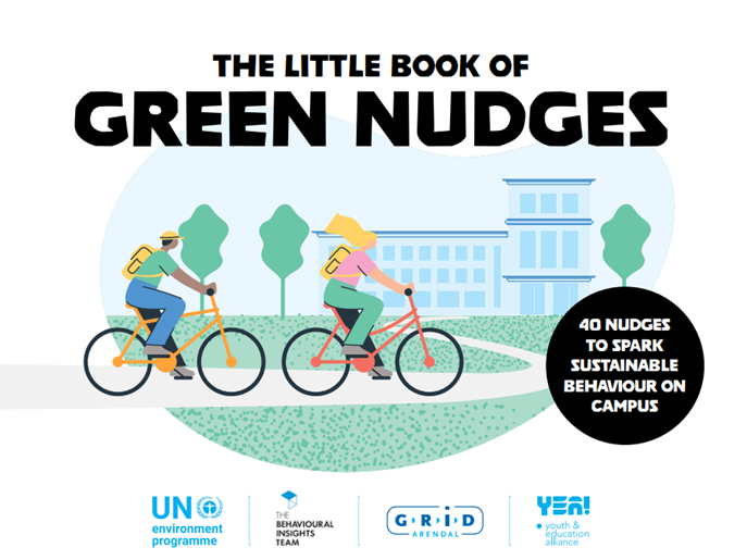 The Little Book of Green Nudges (UNEP)