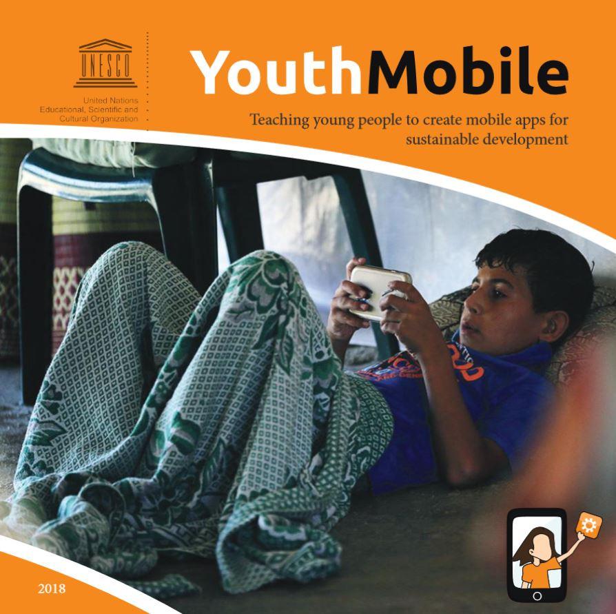 Брошюра YouthMobile: обучение молодых людей созданию мобильных приложений для устойчивого развития