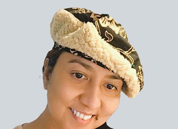 French Beret Batik