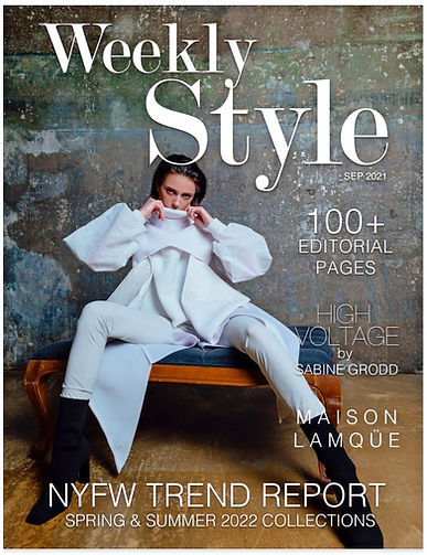 Weekly Style Cover
