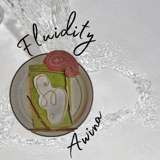 """April Symbol- """"Awina"""" Fluidity"""