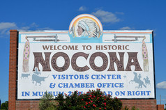 Nocona is proud of its Native American history