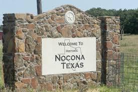 Welcome to Nocona Texas