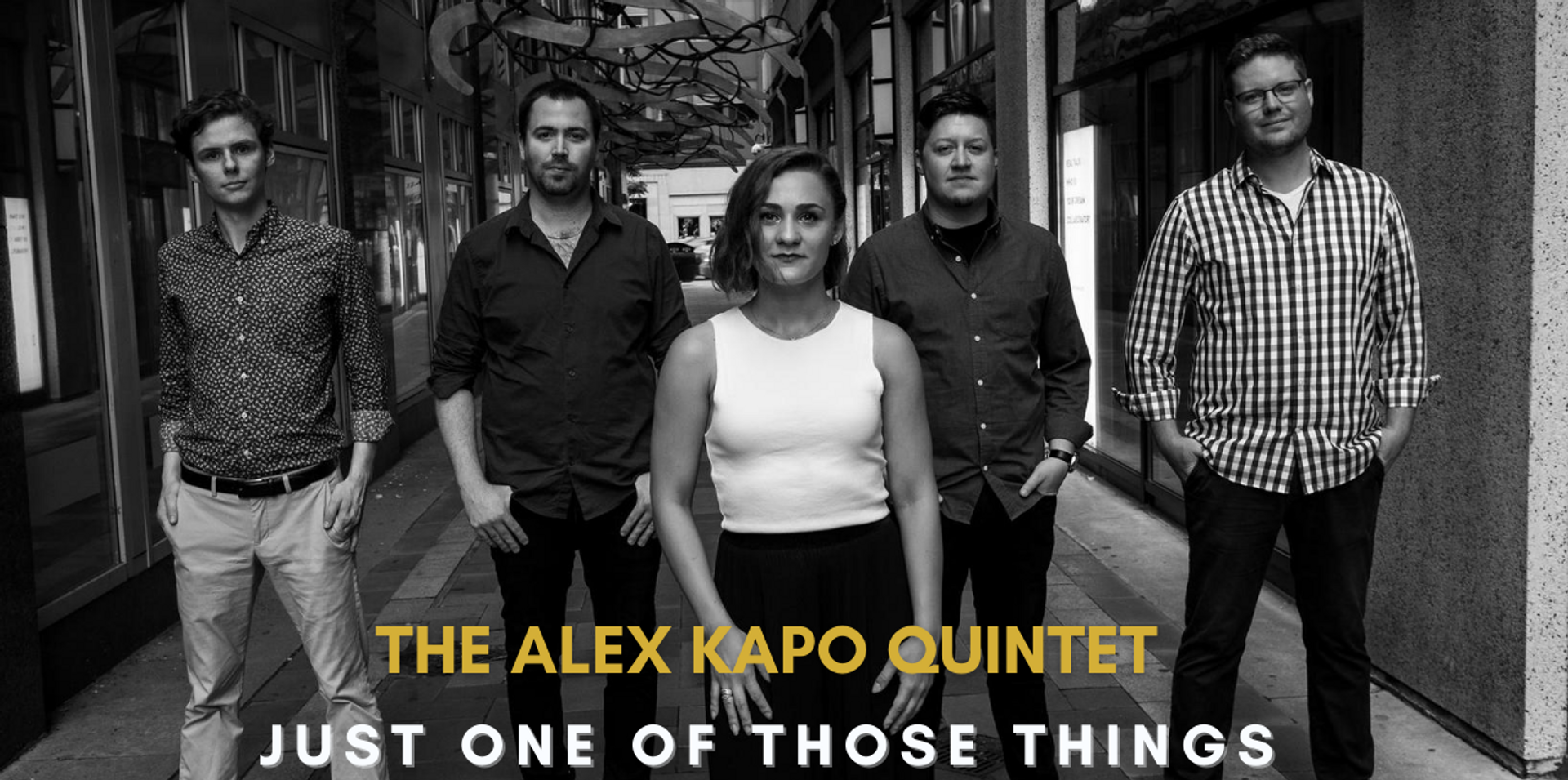 Alex Kapo Quintet at the Rex
