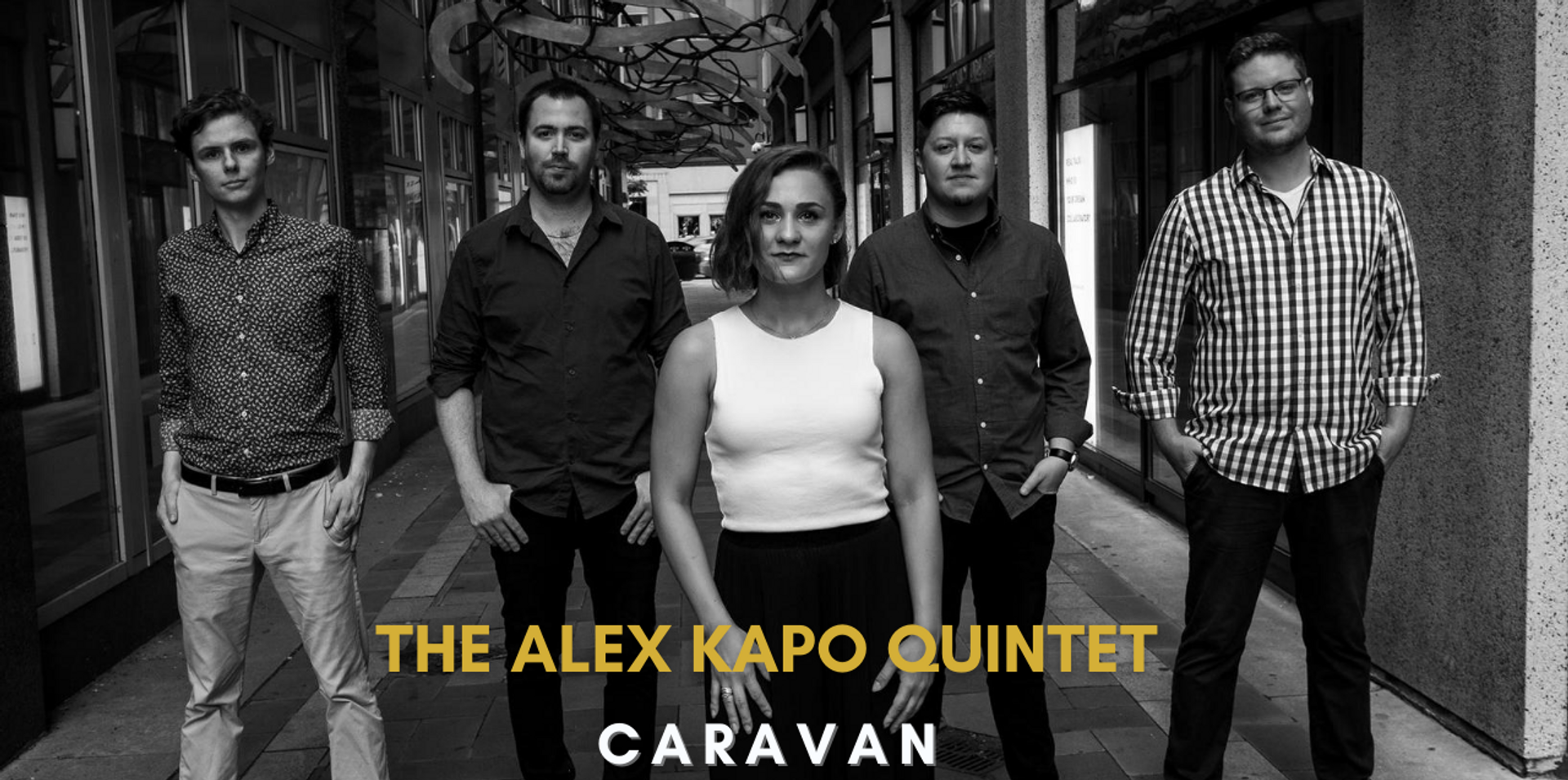 Alex Kapo Quintet at the Rex
