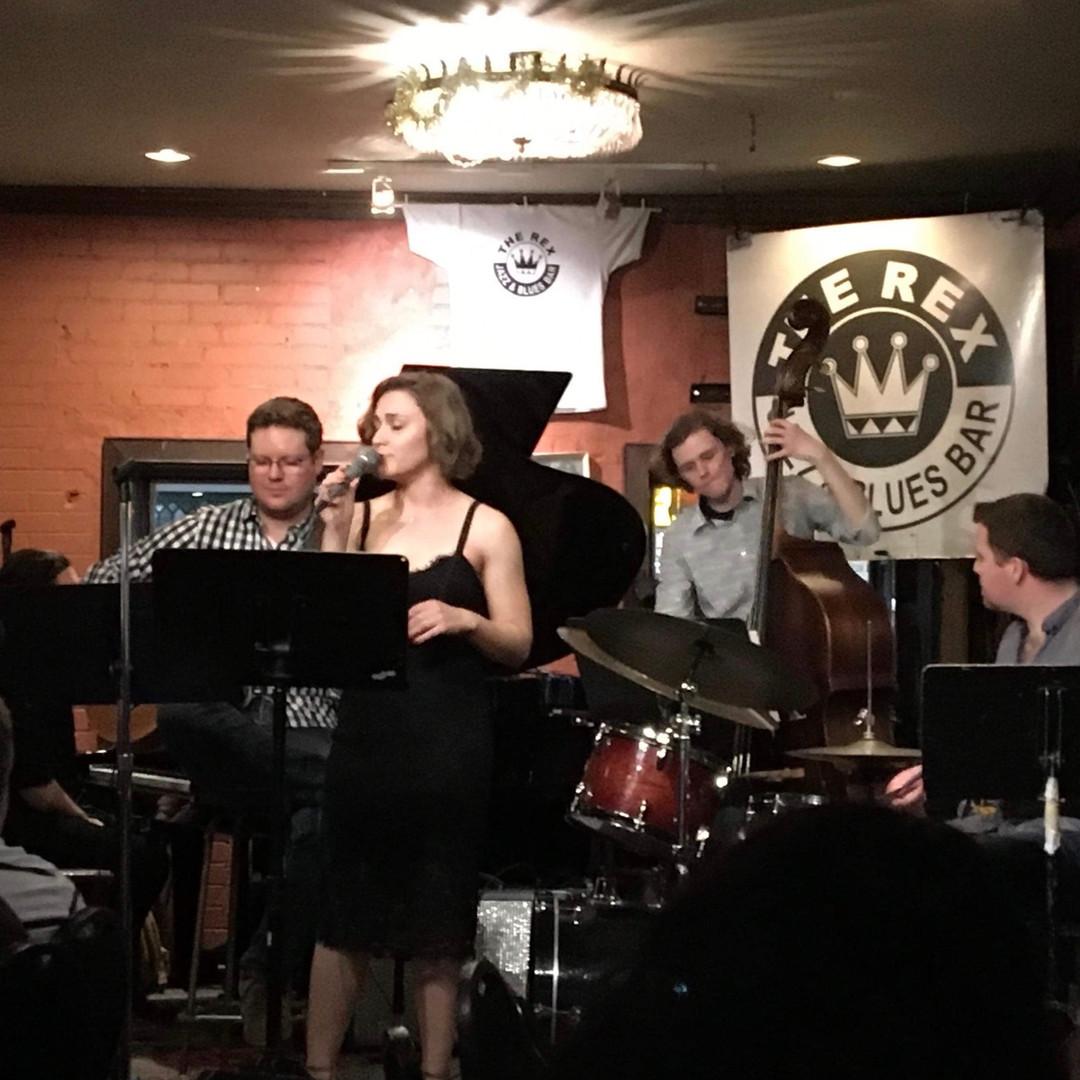 Alex Kapo Quintet