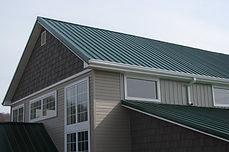 3GM Steel - Green Metal Roof