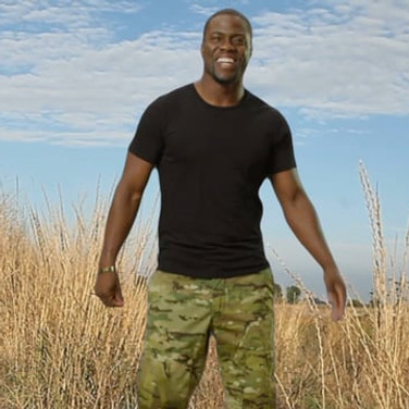 Ride Along Duck Dynasty featuring Kevin Hart - Camo Pants Show Off