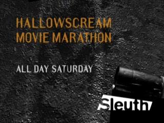 Sleuth Halloween Marathon