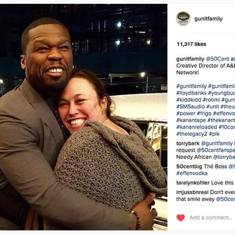 50 Cent G Unit News
