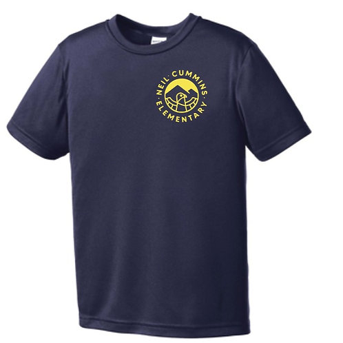 Youth SportTek Competitor T-shirt - multi color options