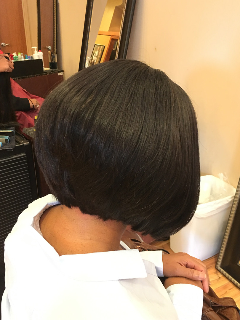 Sew In w Precison Cut