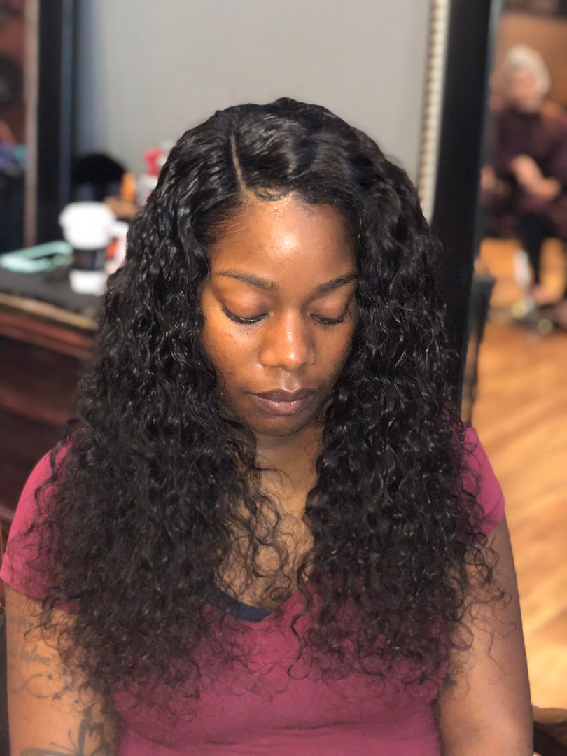 Sew In W Closure