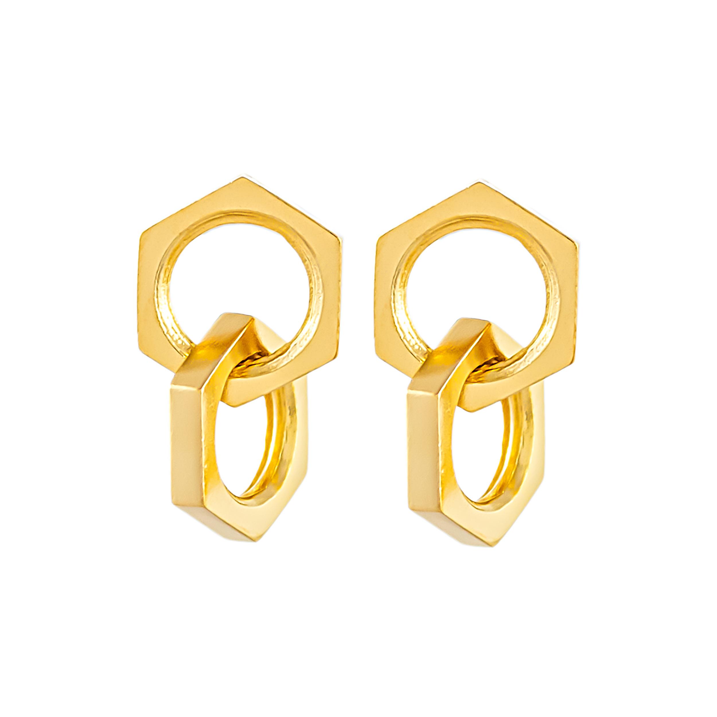 (small) Forever Interlinked Earrings