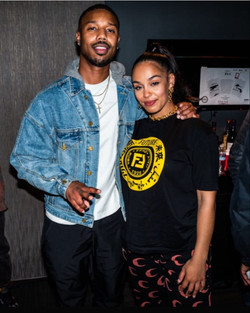 Jorja Smith in our Forever Interlinked S