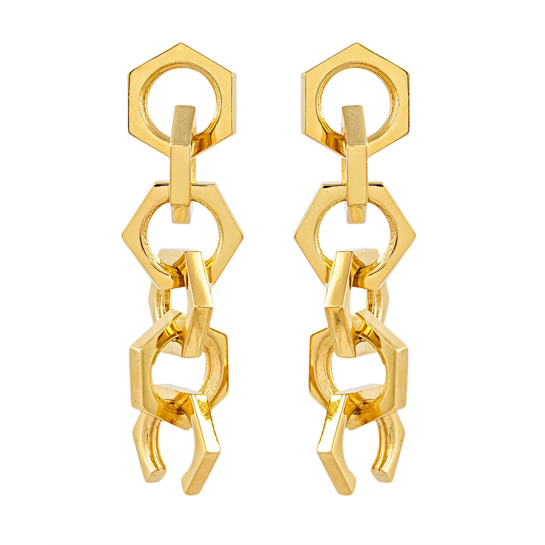 (medium) Forever Interlinked Earrings
