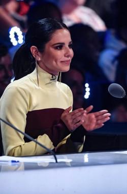 Cheryl x Azagaie Shoulder Duster Earring