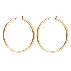 I am square Hoops
