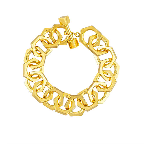 Forever Interlinked Bracelet