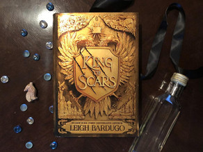 Review of King of Scars