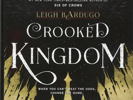 Review of Crooked Kingdom