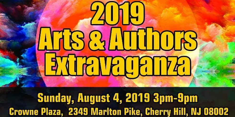 2019 Arts and Authors Extravaganza