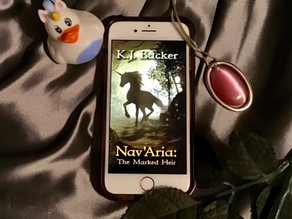 Review of Nav'Aria: The Marked Heir