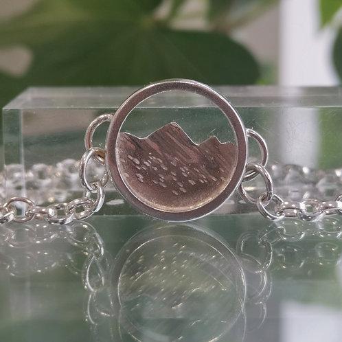 Silver Skiddaw Bracelet