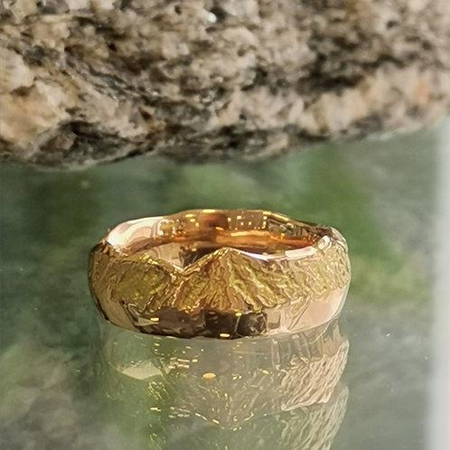 Rose Gold Skiddaw Ring