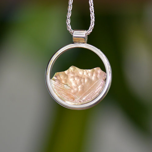 Blencathra in Silver and Rose Gold