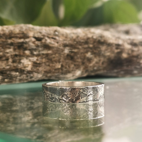 Great Gable Etched Ring